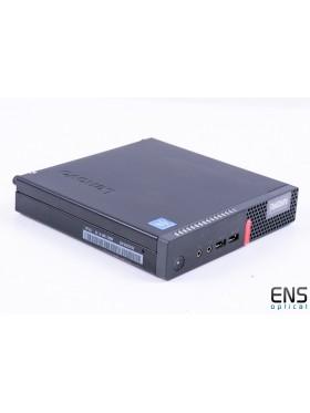 Lenovo ThinkCentre M710q 8GB / 256GB / G4400T 2.90Ghz / Windows 10 Tiny PC