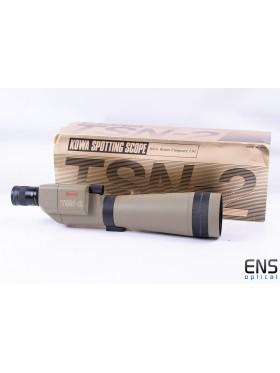 Kowa TSN-2 77mm Straight Spotting Scope 20-60x Zoom Eyepiece