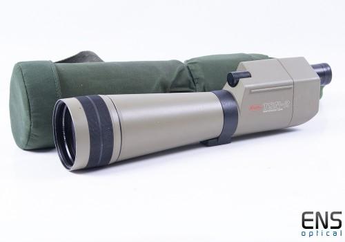 Kowa TSN-2 77mm Straight Spotting Scope  25x Wide Angle Eyepiece & Case