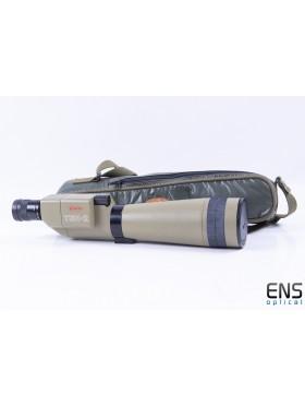 Kowa TSN-2 77mm Straight Spotting Scope 20-60x Zoom & Case