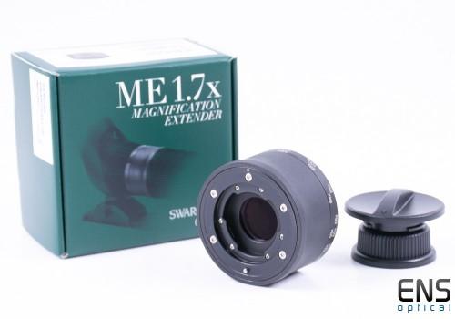 Swarovski ME 1.7x Magnification Extender For ATX/STX/BTX Scopes