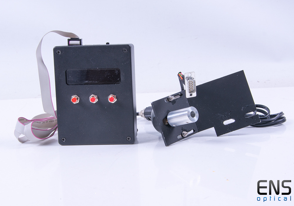 Lakeside Astro USB Electric Focuser with Stepper Motor & Bracket