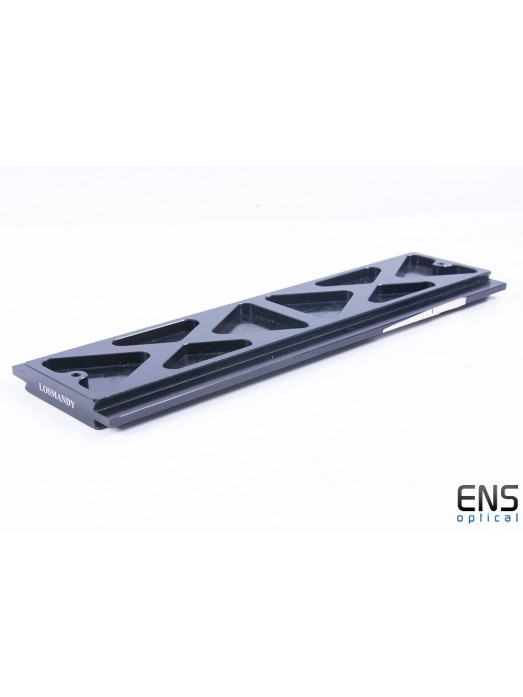 """Losmandy D Series 14"""" Male to Male Dovetail Plate - AR"""