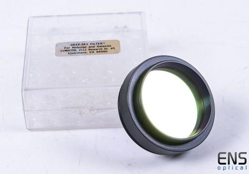 Lumicon 48mm to T2 42mm Thread Deep Sky UHC Filter - mint