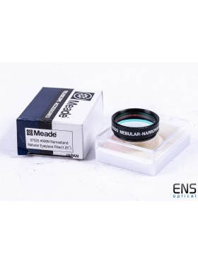 Meade #908N Narrowband Nebular Filter - Boxed Japan