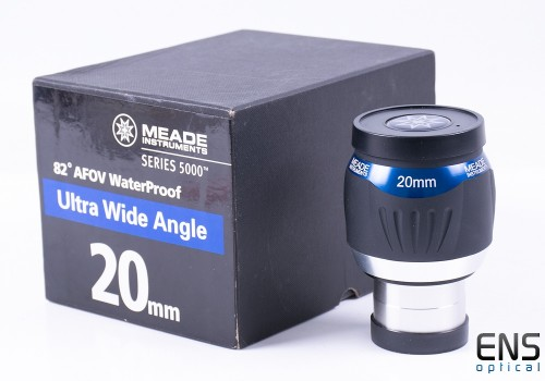 "Meade Series 5000 20mm UWA Telescope Eyepiece - 2"""