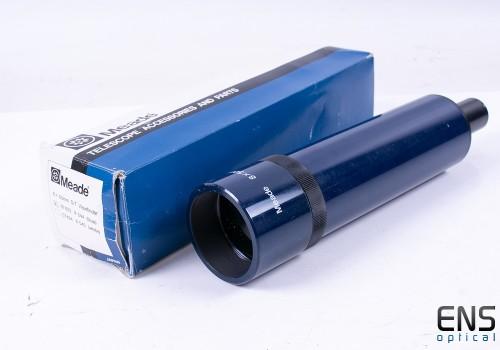 Meade 8x50 Achromatic Finderscope #544 BLUE JAPAN