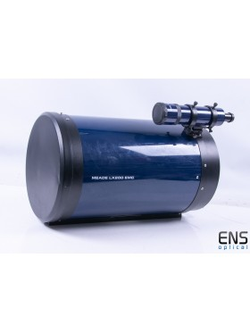 "Meade 10"" LX200 F10 OTA SCT Telescope Tube & ADM Vixen Dovetail Plate"