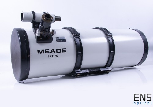Meade LXD55 SN10 Schmidt Newtonian Telescope - Collection Only