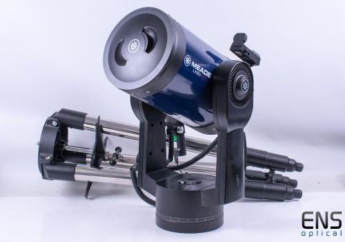 "Meade 8"" LX90 ACF GPS LNT Autostar Goto telescope & tripod"