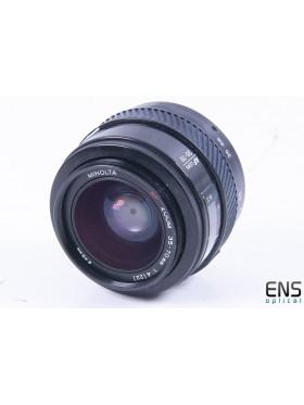 Minolta 35-70m f/4 Minolta/Sony Fit Zoom Lens - 15150019