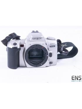 Minolta Dynax 404si 35mm Film SLR Camera - 00920622 *SPARES*