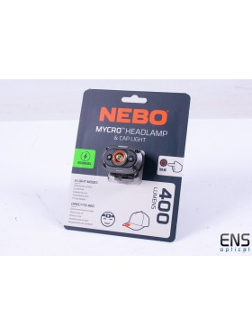 Nebo Mycro Headlamp - Astronomy Star Party Straight To Red Night Vision - 6 mode
