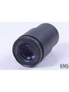 Nikon 10x / 21 Microscope Eyepiece - *read*