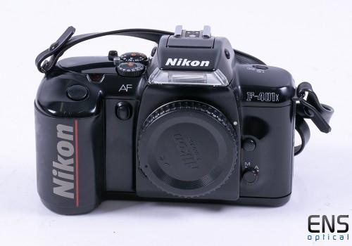 Nikon F-401x 35mm Film SLR Camera *SPARES*