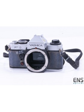 Yashica FX-D 35mm Film SLR Camera