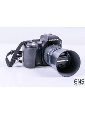 Olympus E-500 DSLR Camera kit with 40-150mm Lens