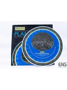 Philips Planisphere for 51.5° North (Northern Hemisphere)