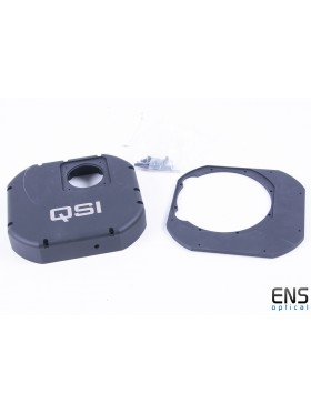 QSI 683 WS Faceplate 8 Position + Spacer Plate