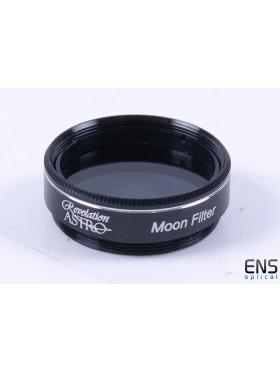 "Revelation Astro Moon Telescope Filter - 1.25"""