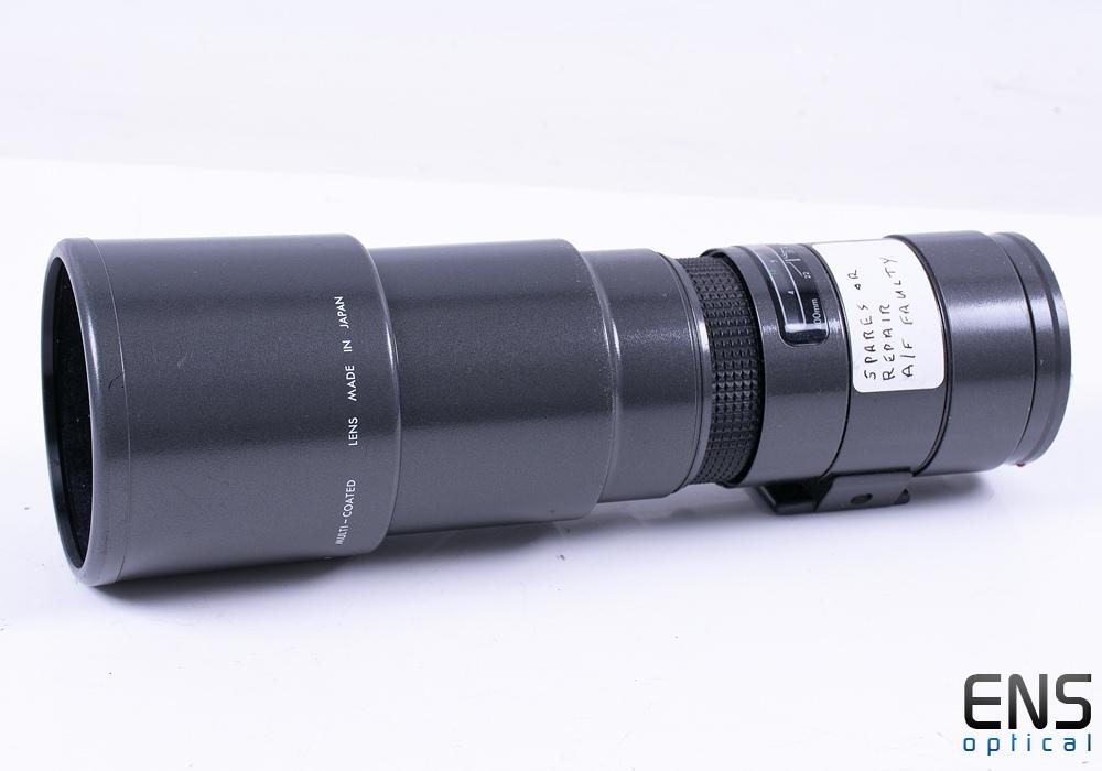 Sigma 400mm f/5.6 Prime Telephoto Lens - 3018818 JAPAN *read*