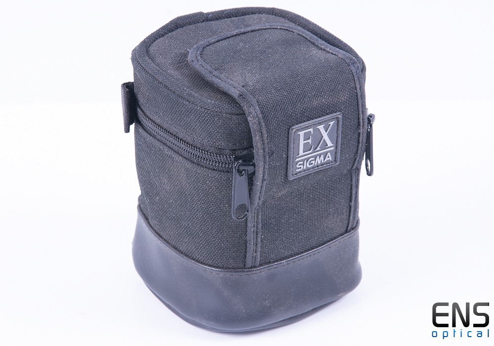 Sigma EX Camera Lens Case - LS-483N - Approx 8x8x10CM