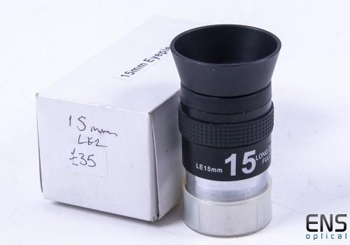 Skywatcher 15mm Long Eye Relief Plossl Eyepiece