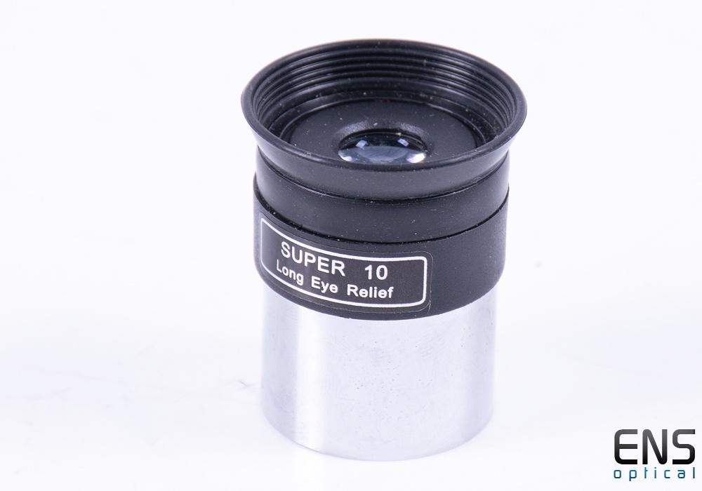 """Skywatcher 10mm Plossl Eyepiece with Long Eye Relief - 1.25"""""""