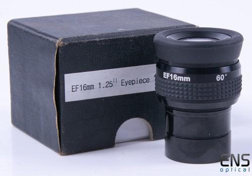 "Skywatcher/OVL 16m Flat Field Telescope eyepiece EF16mm - 1.25"""