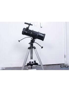 Helios/Skywatcher 130 Newtonian (EQ-2) with RA motor