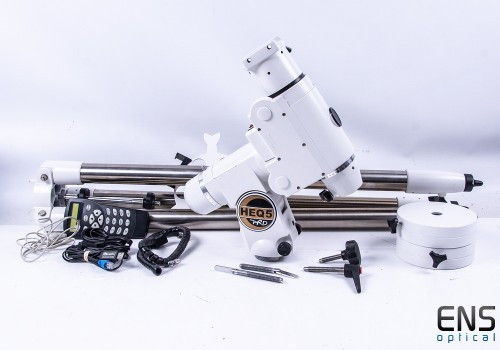 Skywatcher HEQ5 Mount & Tripod with Syscan Goto Controller - Very Clean