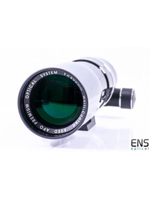 Skywatcher Equinox 80 PRO F/6 APO Refractor & Case
