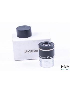 "Sky-Watcher UltraWide 15mm Eyepiece - 1.25"""