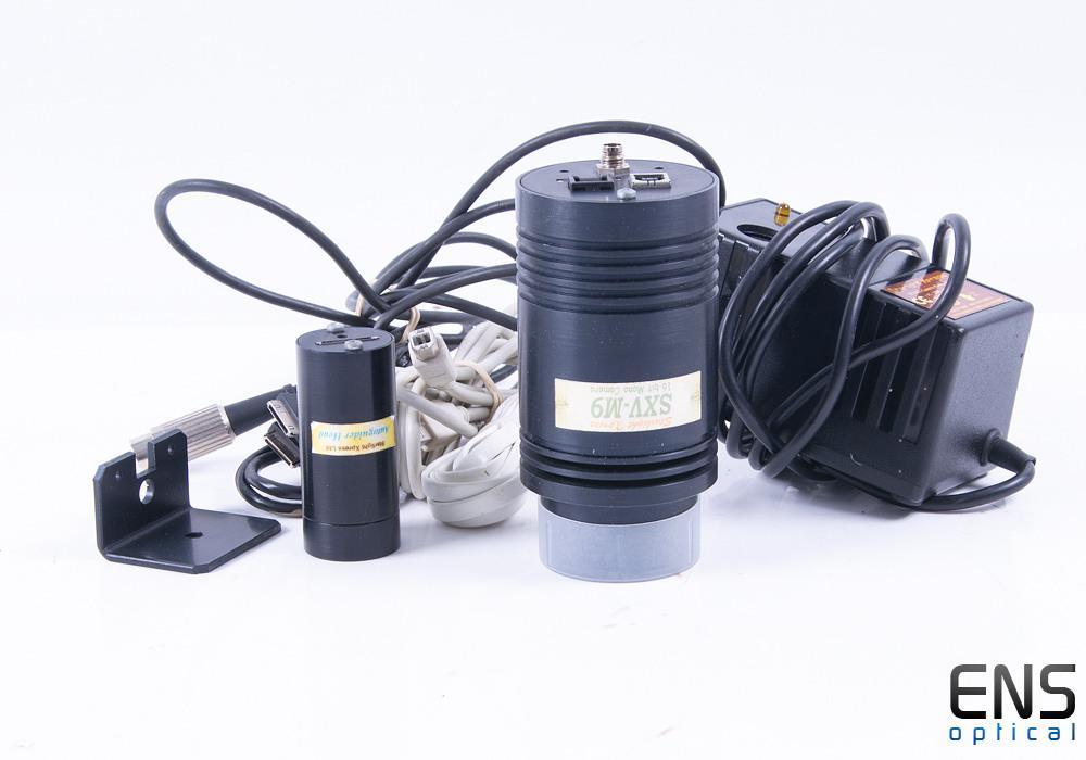 Starlight Xpress SXV-M9 USB2 Mono Cooled CCD Camera + Guide Head