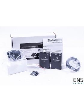 Startech 1-Port USB 2.0 over Cat5 or Cat6 Extender Kit - Mint! JG