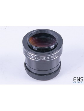 Teleskop Focal Reducer 0.79x Photoline Reducer Flattener - Mint