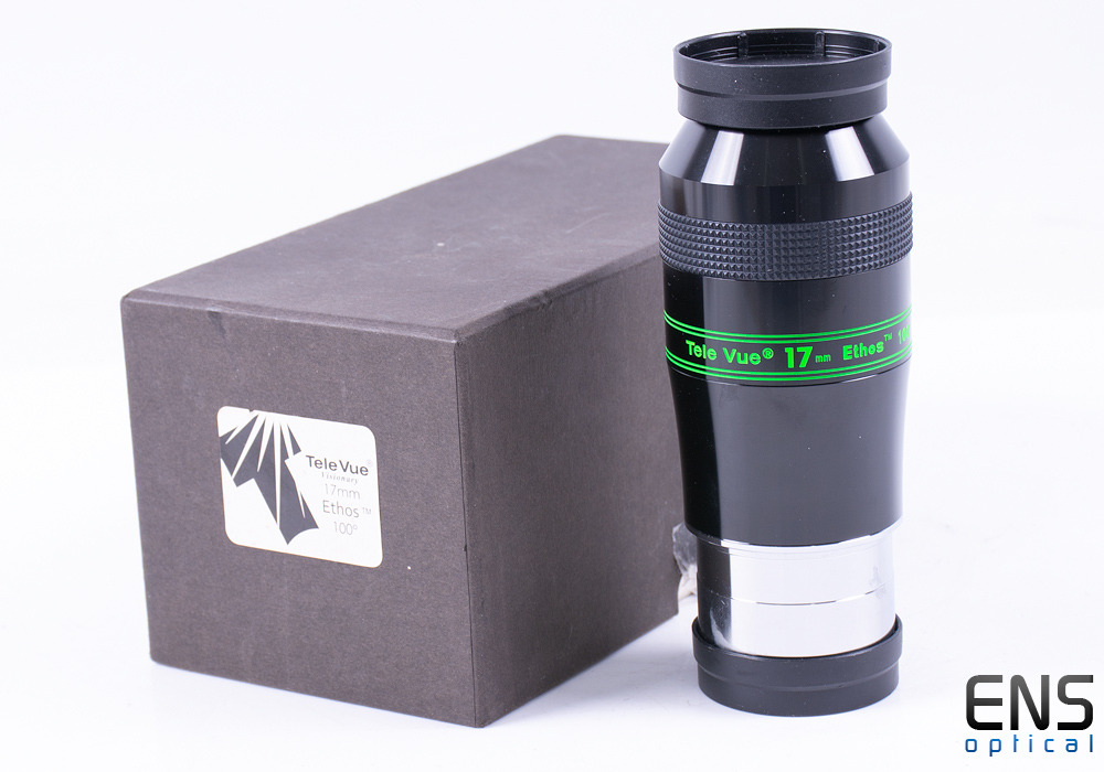 Televue Ethos 17mm 100º Ultra Wide Angle Telescope Eyepiece - Nice Condition