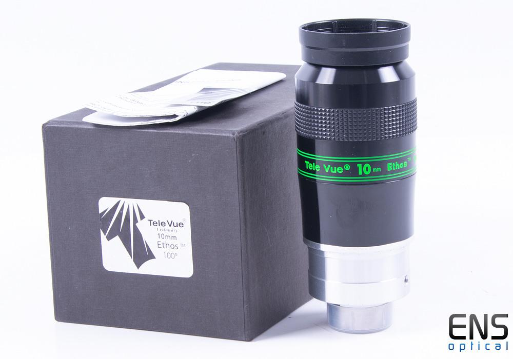 Televue 10mm Ethos 100º Ultra Wide Angle Telescope Eyepiece