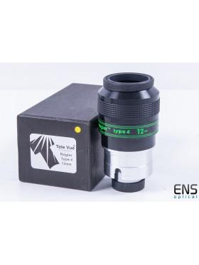 "Televue Nagler 12mm Type 4 82º Widefield Eyepiece - 1.25 & 2"" JG"