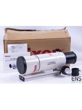 Vixen FL55SS F4.3 Fluorite Apochromatic Refractor & Reducer Flattener Set