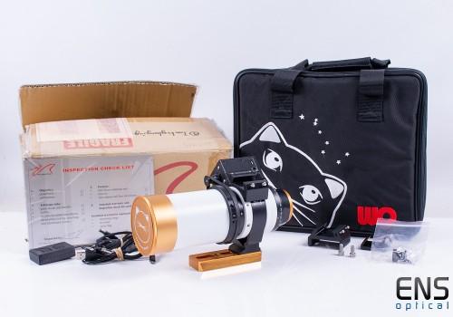 William Optics Whitecat 51 Widefield Telescope & DeepSky Dad Focuser Kit