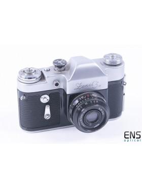 Vintage Zenit 3M 35mm Film SLR Camera USSR Soviet - 69018800