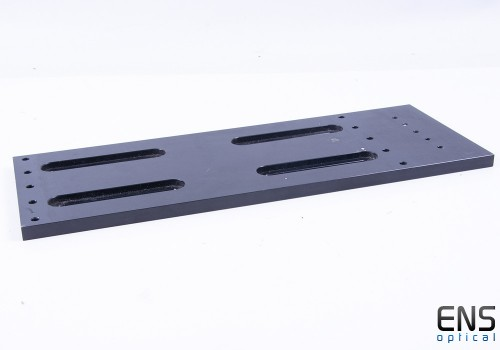 """HD Telescope Mounting plate 18x 7"""" with Paramount Veraplate Hole spacings"""