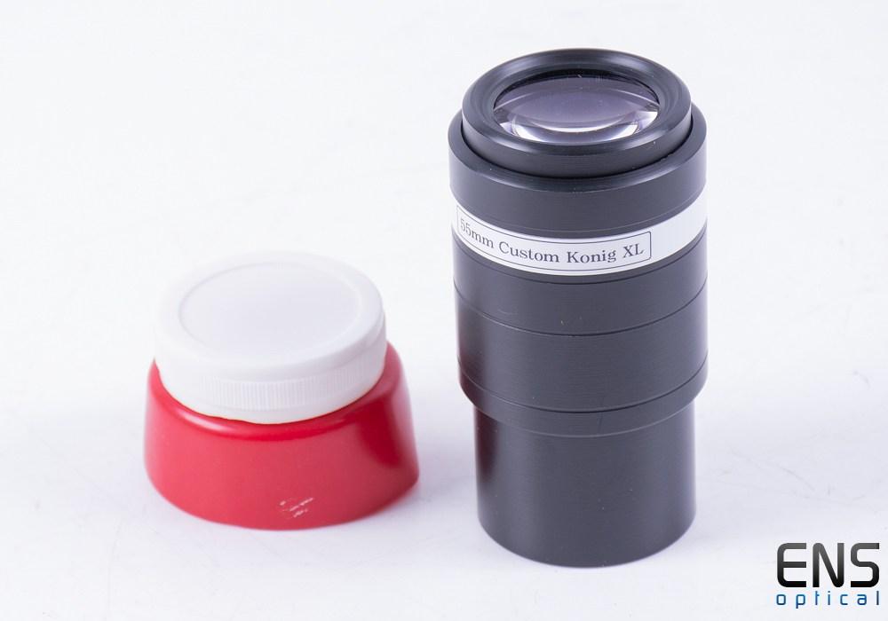 "Russell Optics 55mm Custom Konig XL 2"""