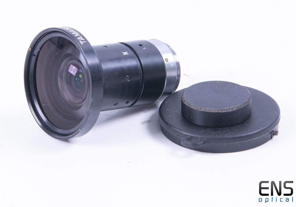 Tamaha 2mm F/2.2 C-Mount All Sky CCTV Lens - 1/3rd sensor