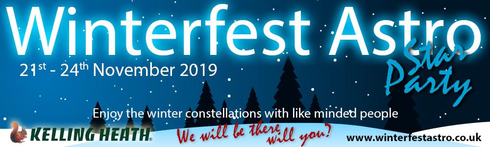 Winterfest Astro Star Party