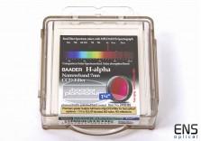 "Baader 1.25"" HA Hydrogen Alpha 7nm Narrowband CCD Imaging Filter - New Sealed"
