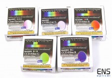 Baader 36mm CLRGB Unmounted Colour CCD Imaging Filter Set - New Sealed