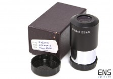 25mm Smoothside Plossl Eyepiece Japanese - New Old Stock