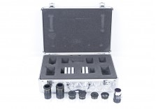 "Meade 4000 Series 1.25"" Plossl Eyepeice Barlow &  Filter set"